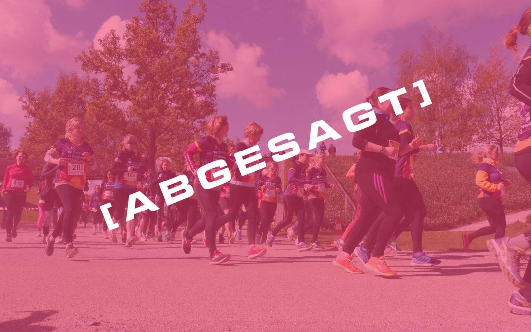 Absage des 18. ProPotsdam Frauenlauf